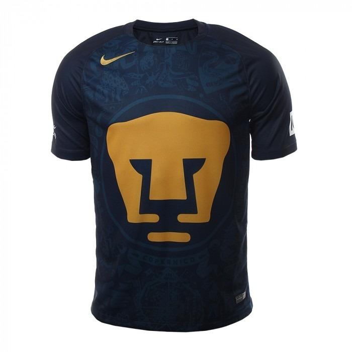 38ffd20c5 Jersey Playera Pumas Unam Nike Niño 100%original No Es Clon ...