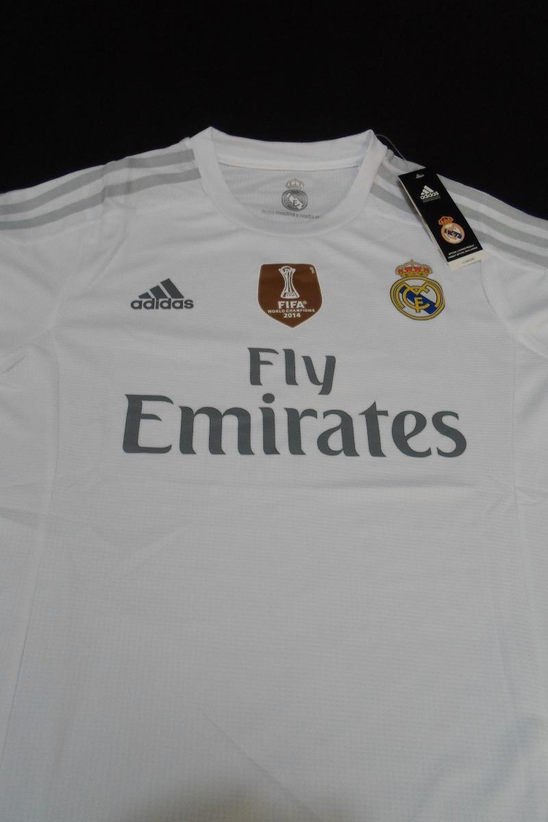 Jersey Playera Real Madrid 2015-2016 -   420.00 en Mercado Libre ebe17b36f15c3