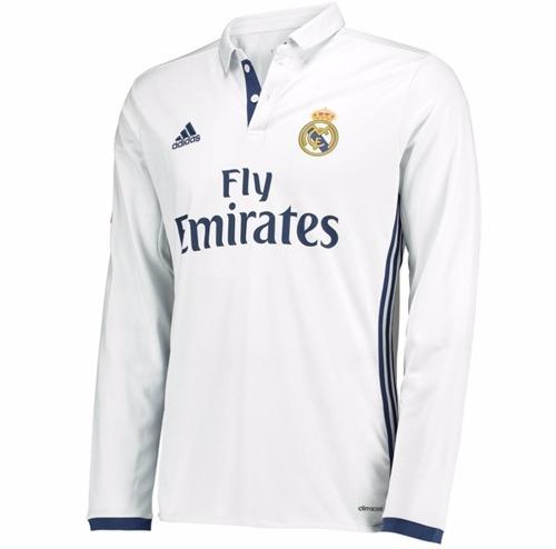 59cf662fa59cb Jersey Playera Real Madrid 2016-2017 Parche Fifa 2016 -   470.00 en ...
