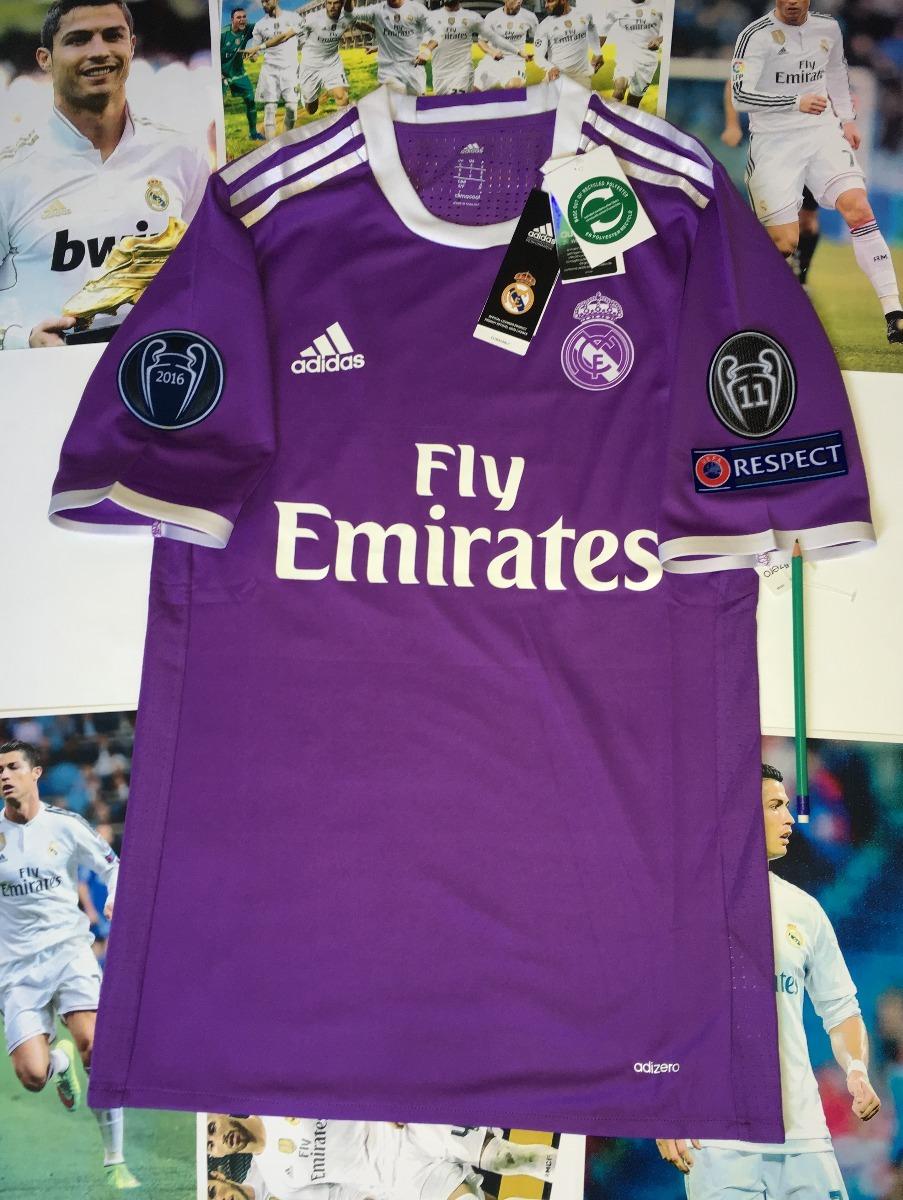 be7a7bb81729f Jersey Playera Real Madrid 2016-2017 Sergio Ramos -   300.00 en ...