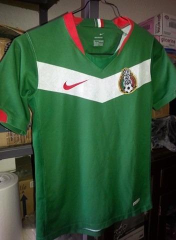 2a603864d892f Jersey Playera Seleccion Mexicana De Niño Alemania 2006 -   350.00 ...