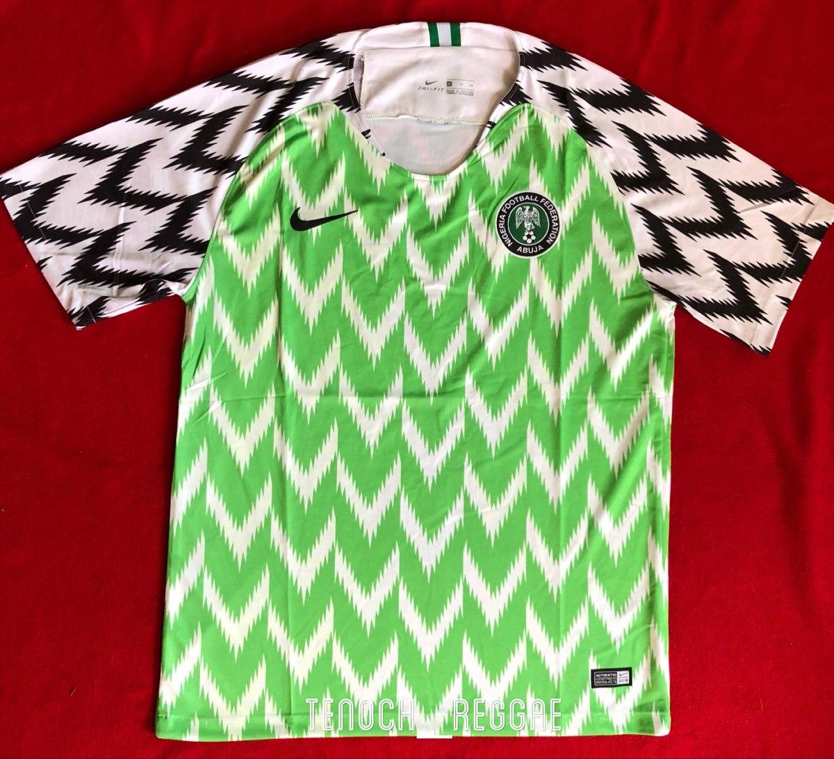 ... crazy price 53b9a a81c1 jersey playera selección nigeria 2018 local  envió gratis. Cargando zoom. ... 8f76b5b609691