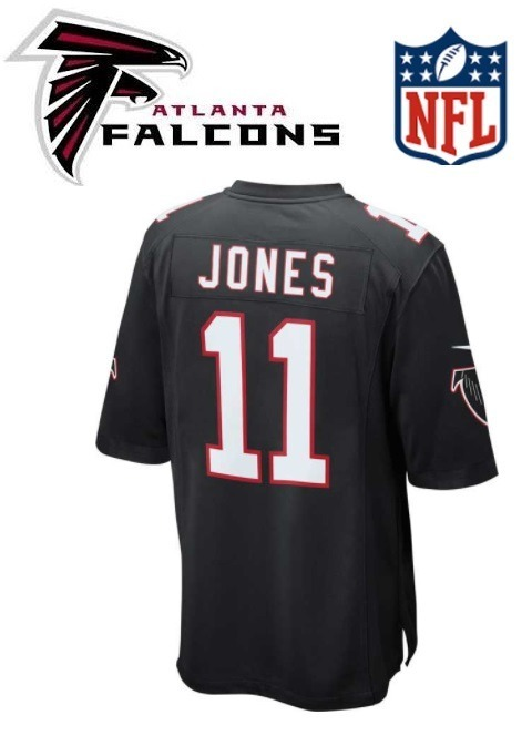 factory price 948d8 4ef5c Jersey Polo Nfl Atlanta Falcons Nike Nuevo Original