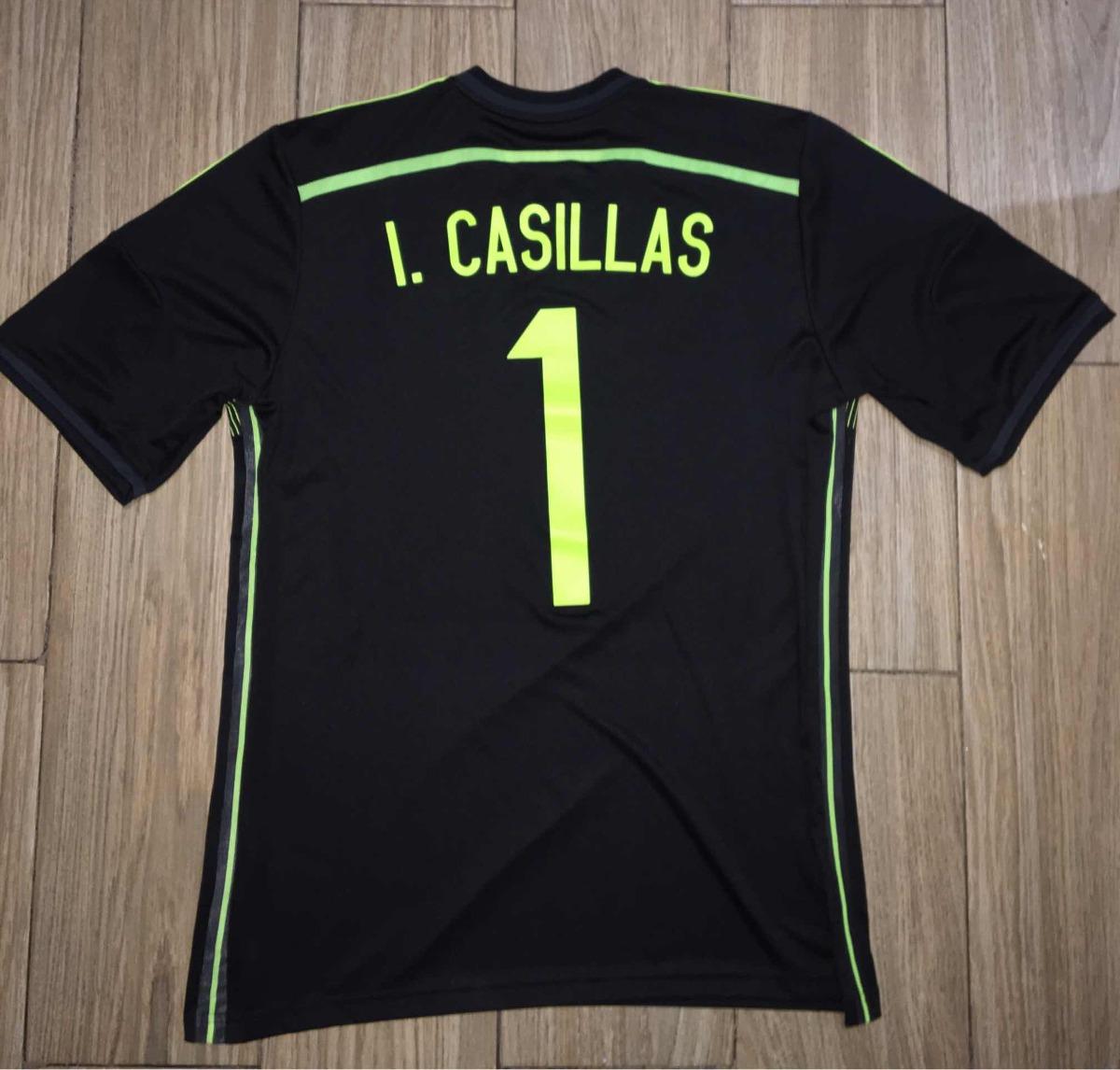 1ed874a1d7391 jersey portero adidas españa iker casillas campeón del mundo. Cargando zoom.
