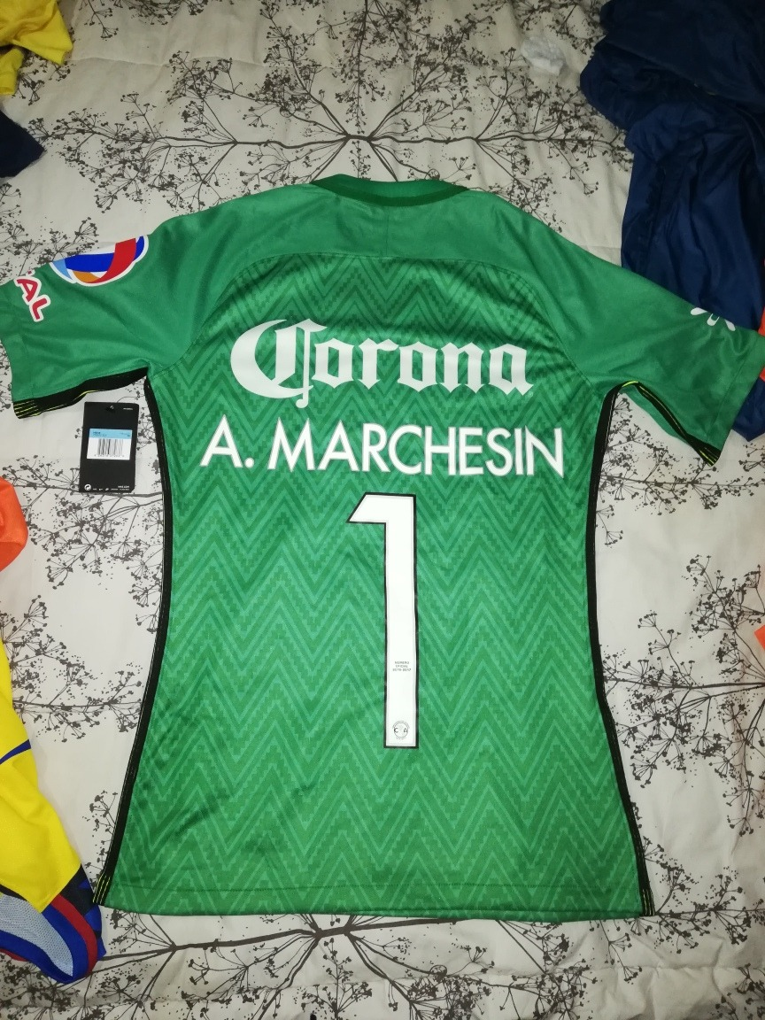 quality design ede27 3cece Jersey Portero Club América Centenario