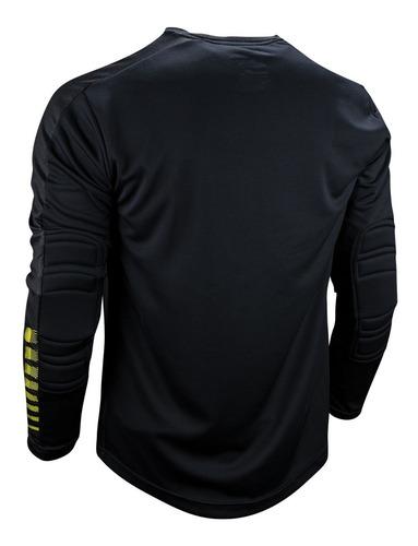 jersey portero con protecciones rinat prisma - mundo arquero