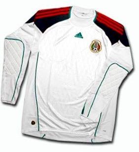 Jersey Portero Seleccion Mexicana 2010 -   449.00 en Mercado Libre c9fb4d1eea7de