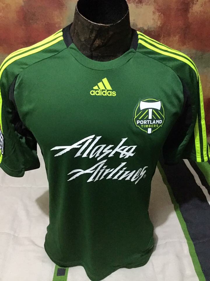 save off 83e18 531c7 Jersey Portland Timbers Formotion adidas Mls