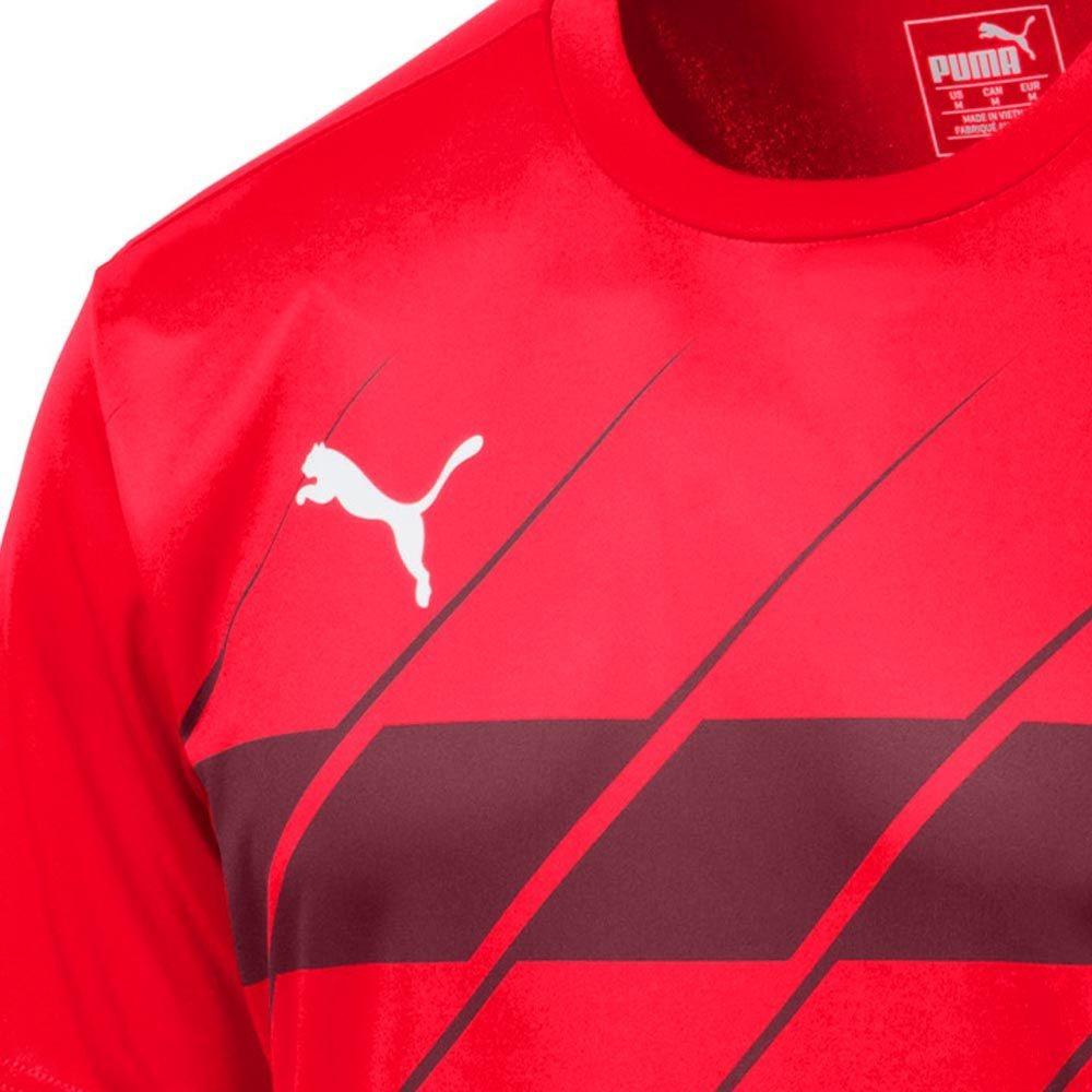 jersey puma rojo