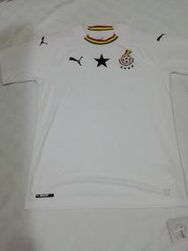 62fbbe467a7 Jersey Ghana - Jerseys Selecciones en Mercado Libre México