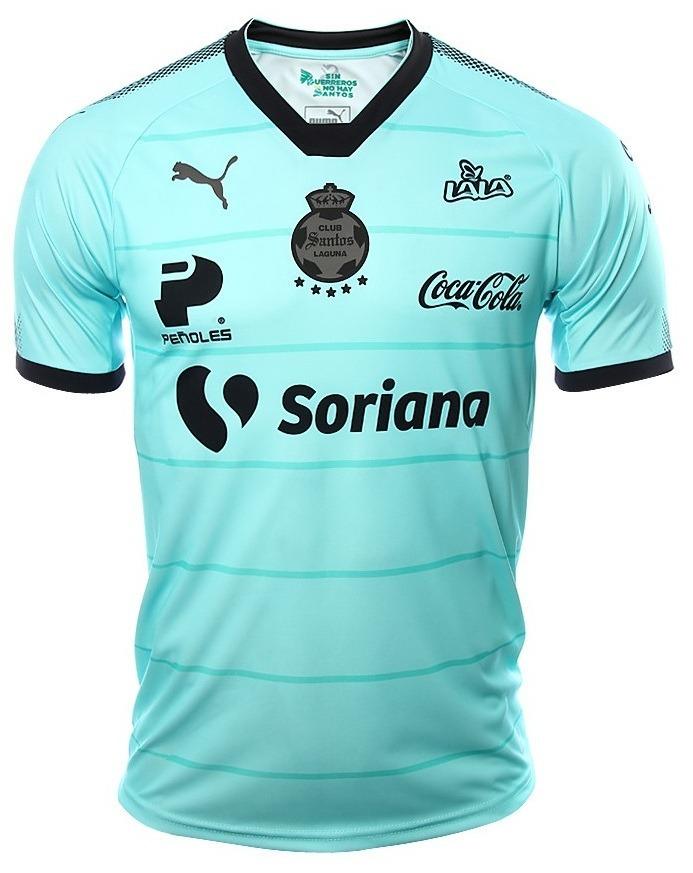 Jersey Puma Santos Tercero 2018 ¡original! Para Hombre -   599.00 en ... abbe64d685ae7