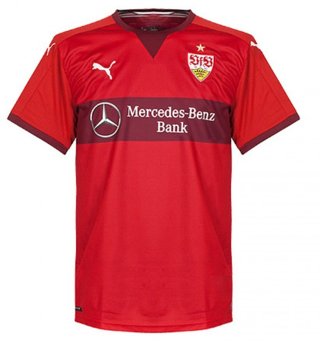 jersey puma stuttgart local visita er 2015-16 original