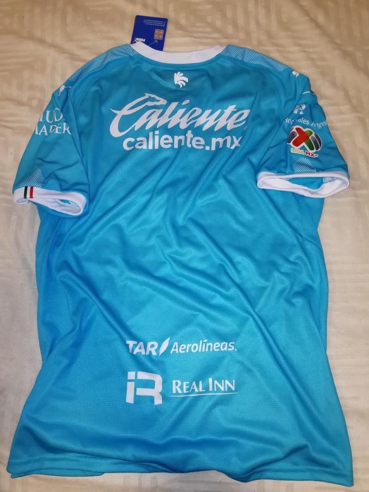 5a177de6b1f29 Jersey Puma Visita Querétaro 2018-2019