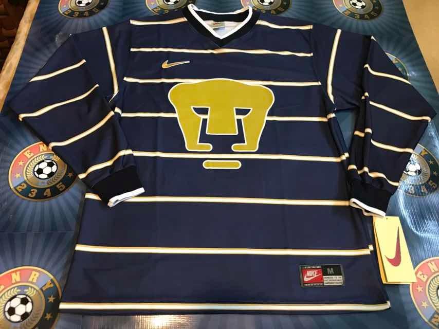 Resultado de imagen para pumas jersey 1997