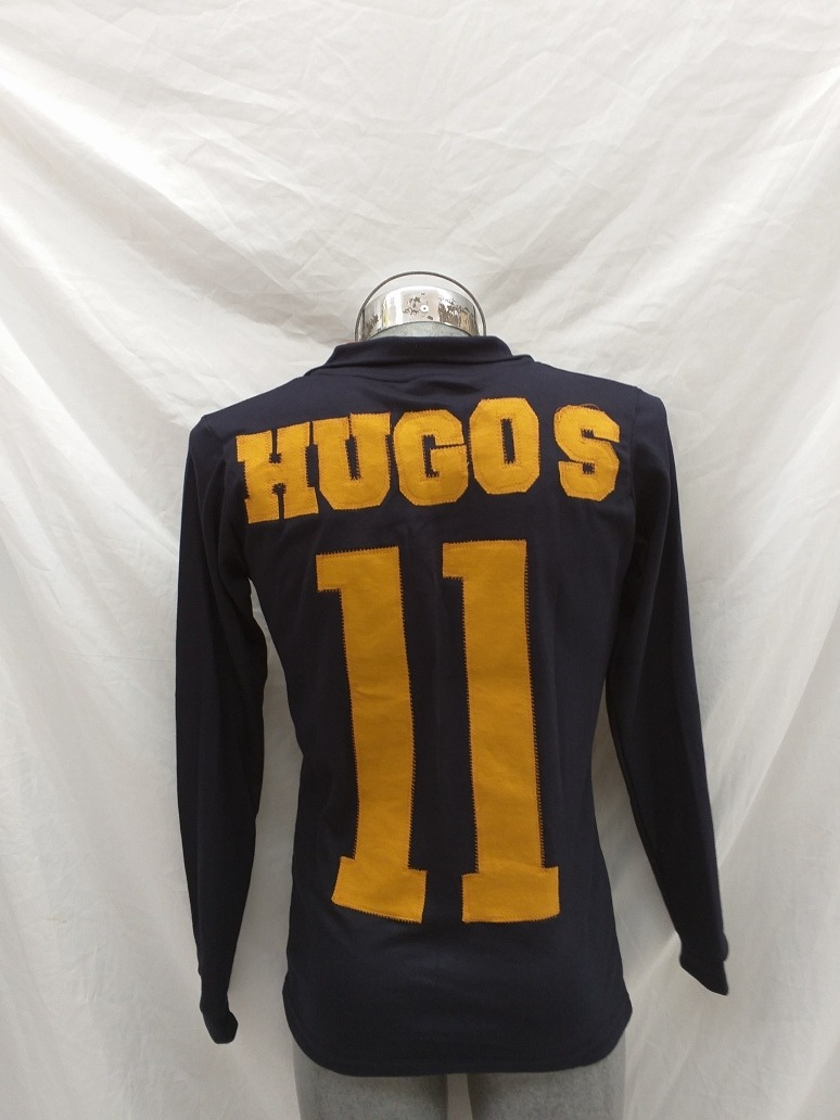 online retailer ad31f 5cb5b Jersey Pumas Retro Hugo Sánchez
