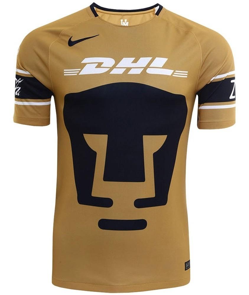 hot sale online 673f4 7e9f5 Jersey Pumas Unam