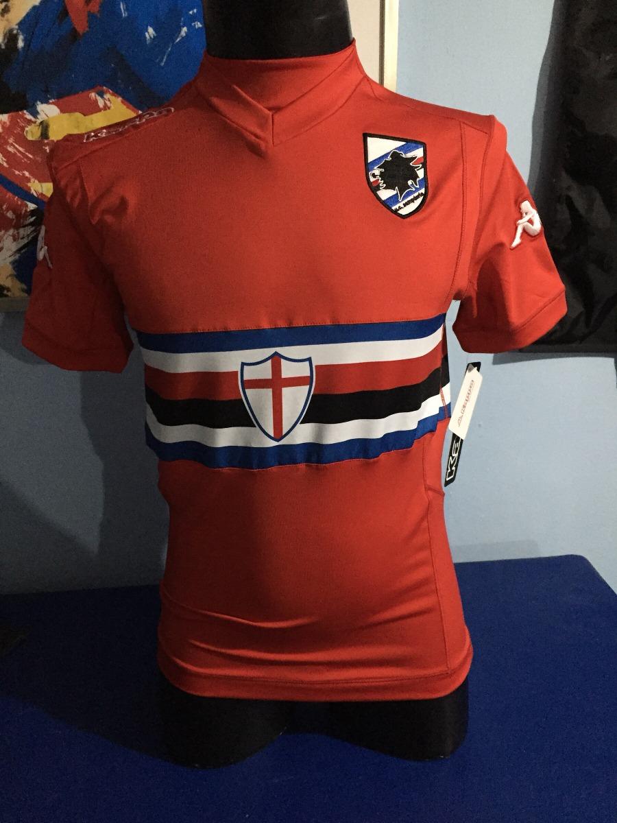 Jersey Raro Sampdoria 100% Original -   549.00 en Mercado Libre 6ae60040fdc21