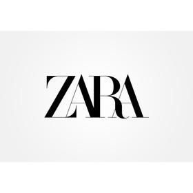 Jersey Rayado Zara Mujer - Negro Y Crema - Talle S