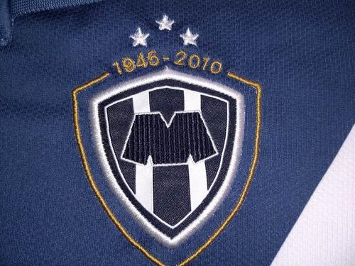jersey rayados 65 aniversario