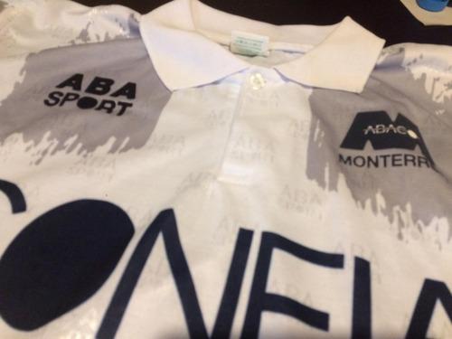 jersey rayados abasport brochazos visita / envío gratis
