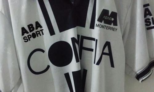 jersey rayados confia / abasport 1997 / envío gratis