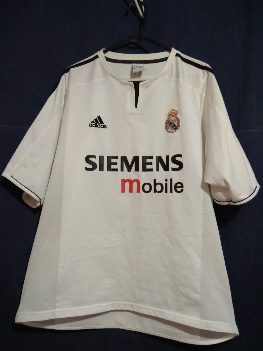 the best attitude 56692 99a23 Jersey Real Madrid 2003/04 Talla Xl No Barcelona Messi Cr7 - $ 1,200.00