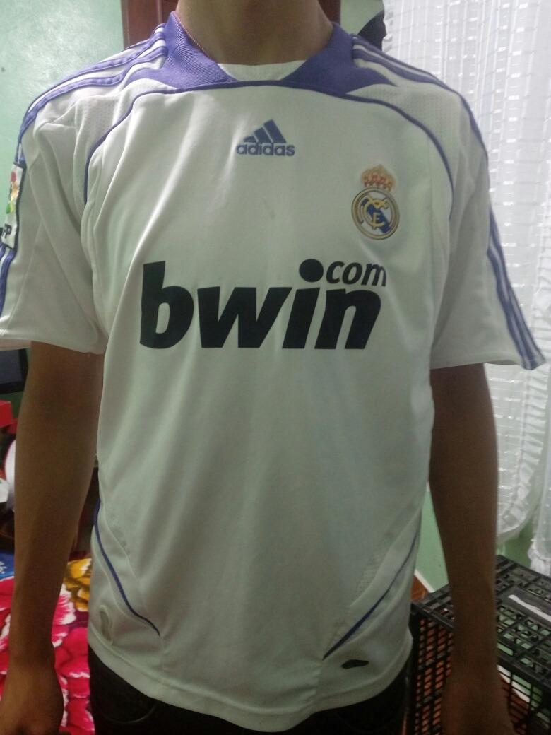 c5c61d23e9567 Jersey Real Madrid 2008 -   399.00 en Mercado Libre