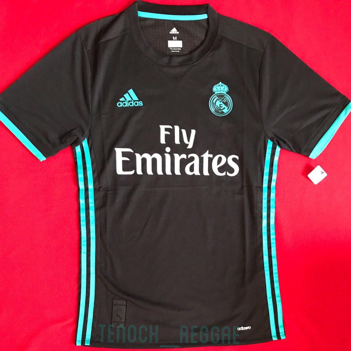 25fb7129e9ec5 Jersey Real Madrid 2017-2018 Visita adidas -   559.00 en Mercado Libre