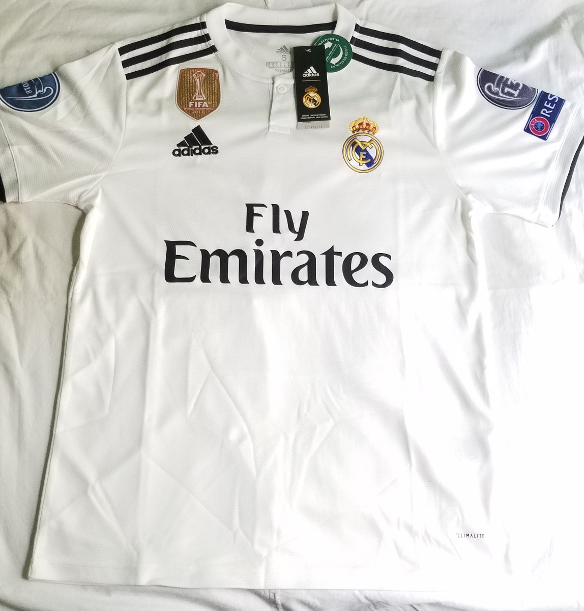 Jersey real madrid champions league cargando zoom jpg 1148x1200 Real madrid  2018 2019 338d7533a4381