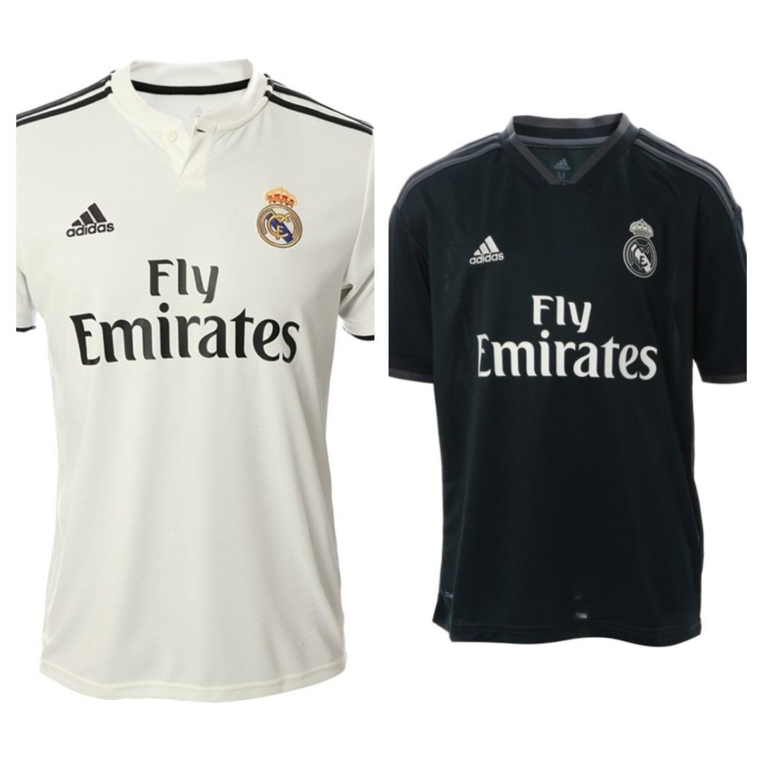 3fded3521390f Jersey Playera Del Real Madrid 2018 Local Y Visita adidas -   550.00 ...