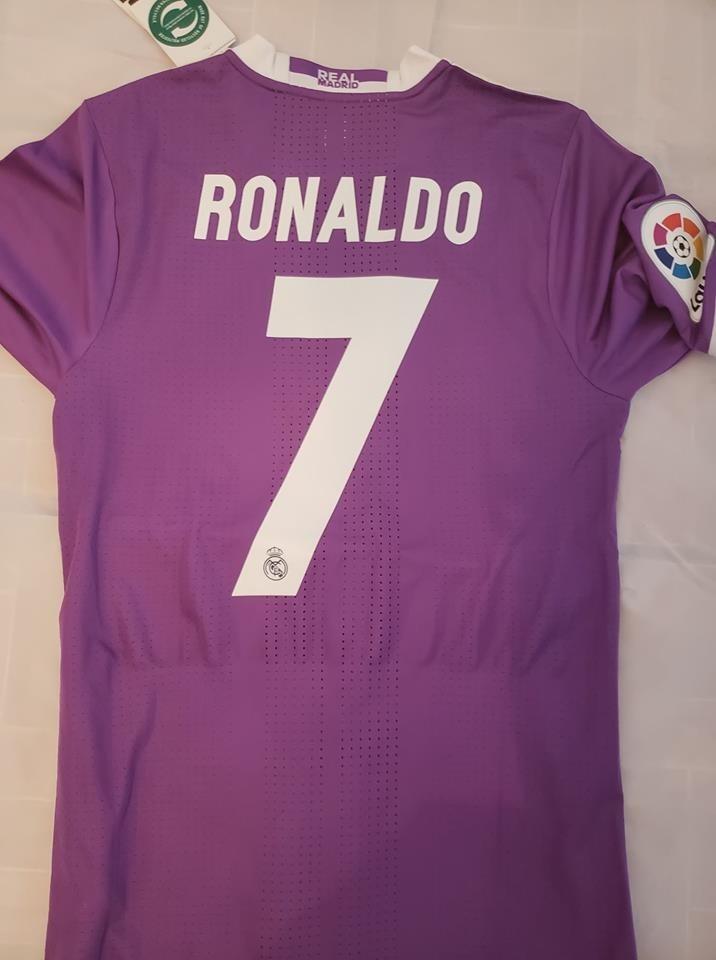 0611907e5fc29 Jersey Playera Real Madrid Adizero 2016-2017 Ronaldo -   300.00 en ...