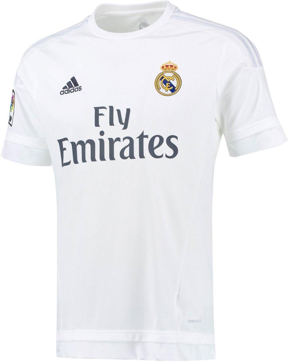 Jersey Real Madrid Local Y Visita Temporada 2016 adidas -   899.00 ... 58bfd30999080