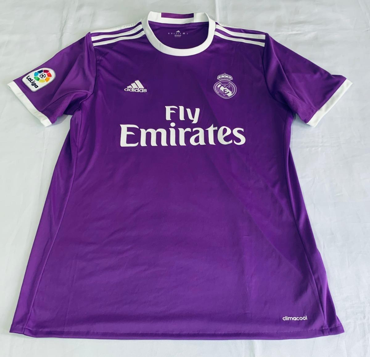 official photos 51ee6 5e5de Jersey Real Madrid adidas Cristiano Ronaldo Champions League - $ 699.00