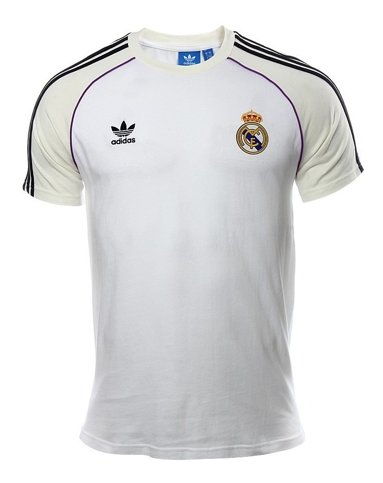 buy popular 48b87 33062 Jersey Real Madrid adidas Originals Retro 2017 100% Original