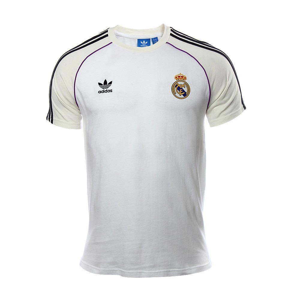 47a425f1c jersey real madrid adidas originals retro 2017 100% original. Cargando zoom.
