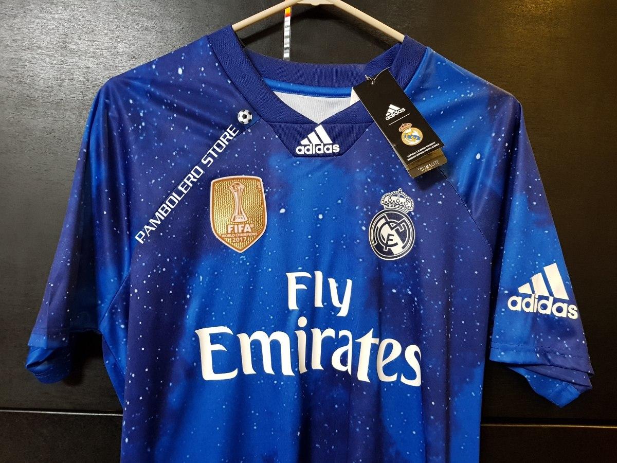 950ac2a5e42 Jersey Real Madrid Ea Sports Fifa 19 Galáctico, Envío Gratis ...