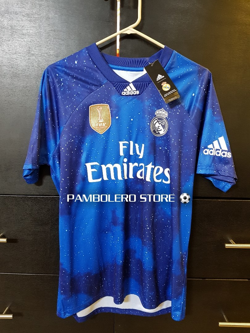 finest selection 4cc38 4600a Jersey Real Madrid Ea Sports Fifa 19 Galáctico, Envío Gratis