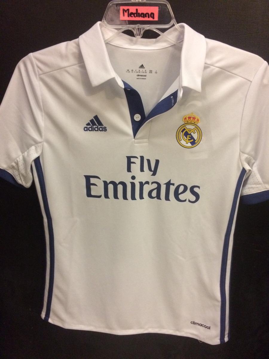 Jersey Real Madrid Niño  7 Ronaldo -   549.00 en Mercado Libre 7d9a497d7af64