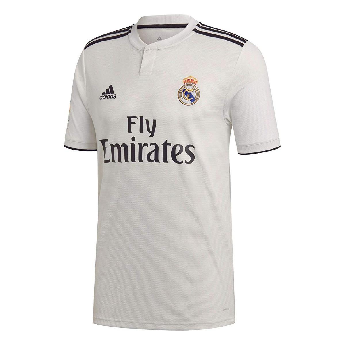 0996714765baf jersey real madrid original adidas local 18-19 envío gratis! Cargando zoom.