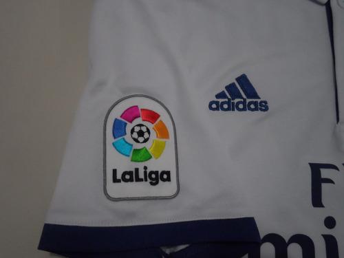 Jersey Real Madrid Original Para Niño 38c688a33d19e