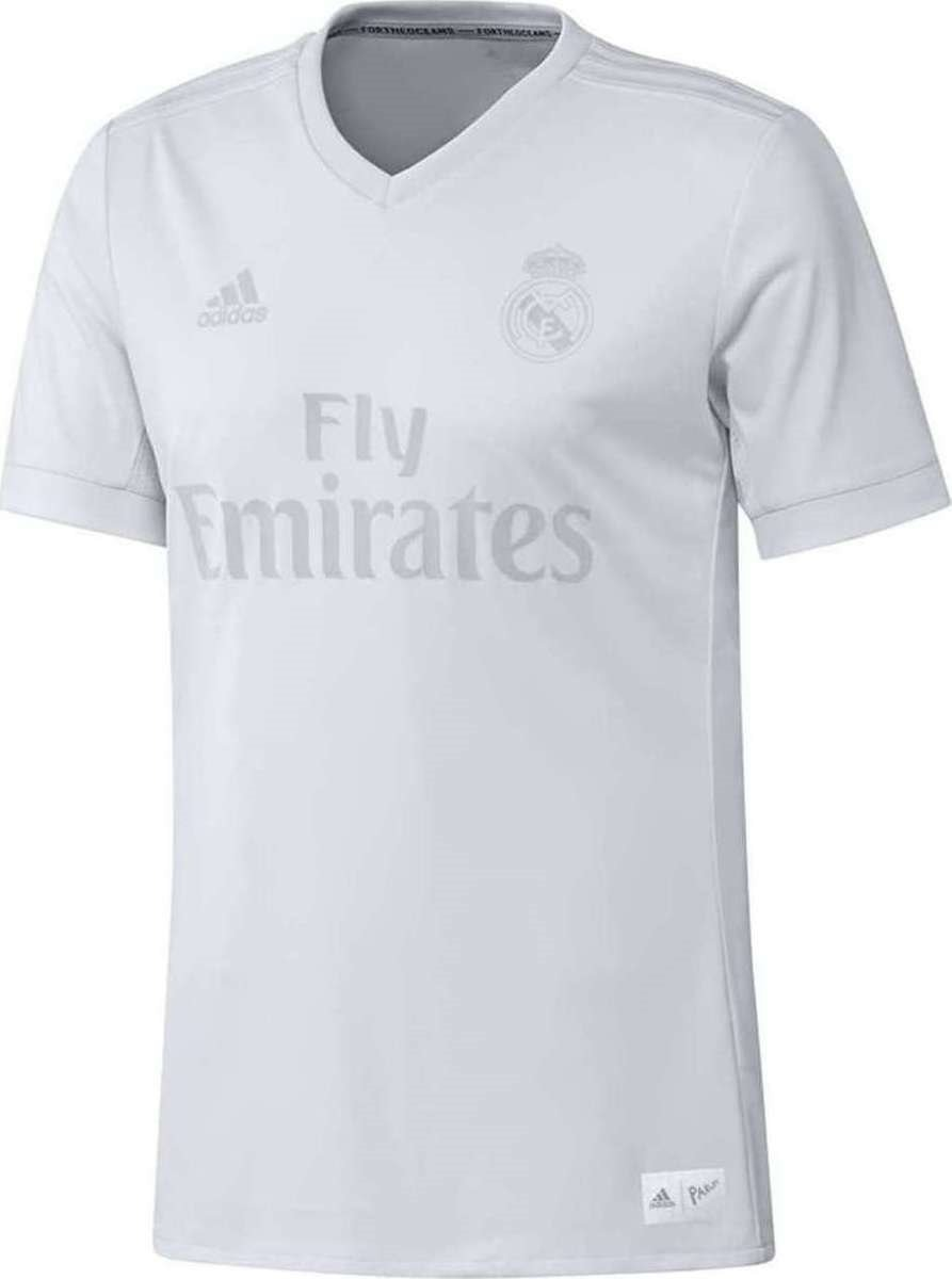 quality design 7a0ba 5c790 Jersey Real Madrid Parley 16-17 - adidas