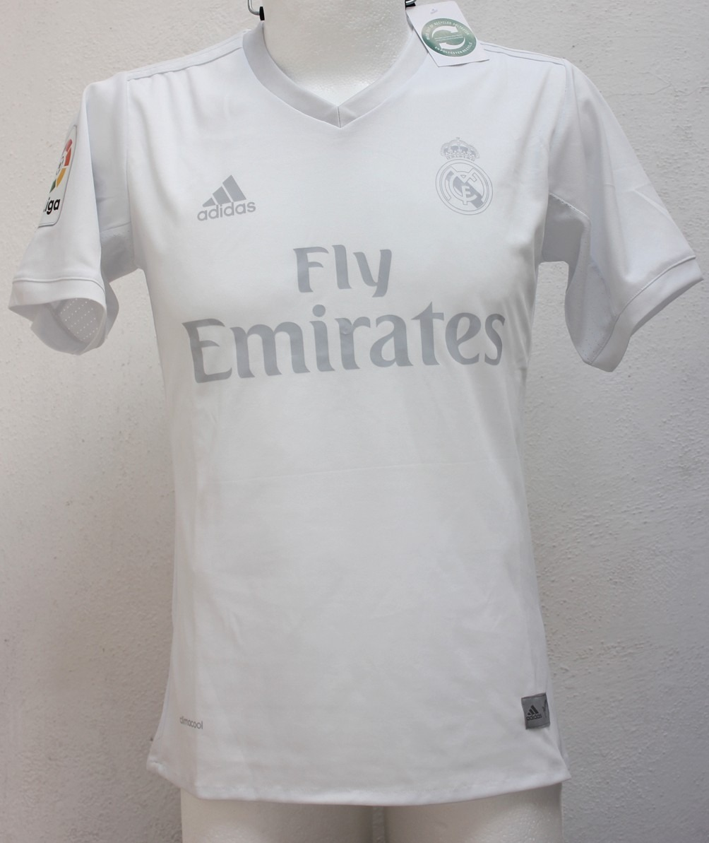 competitive price 049fe 8919d Jersey Real Madrid Parley For The Oceans