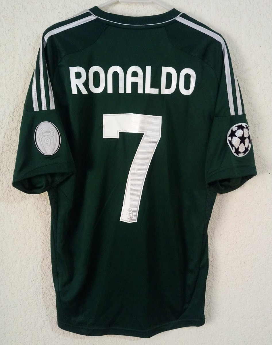 best cheap 41de2 db177 Jersey Real Madrid Ronaldo Champions Temp 2012/2013 - $ 2,600.00