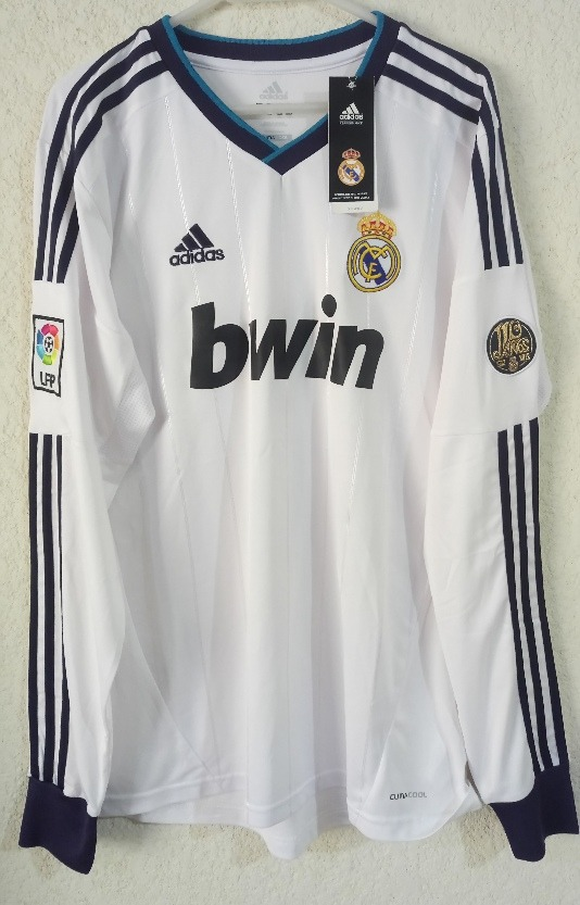 newest collection b68da 82be7 Jersey Real Madrid Ronaldo Temp 2012/2013