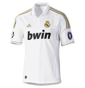 sale retailer 8fb66 9f80c Jersey Real Madrid Temporada 2011-2012