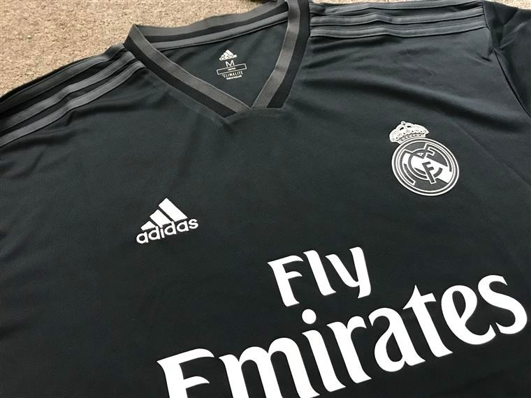 official photos 67038 5e8a9 Jersey Real Madrid Visita Modric Bale Nuevo 2018-19 Nike