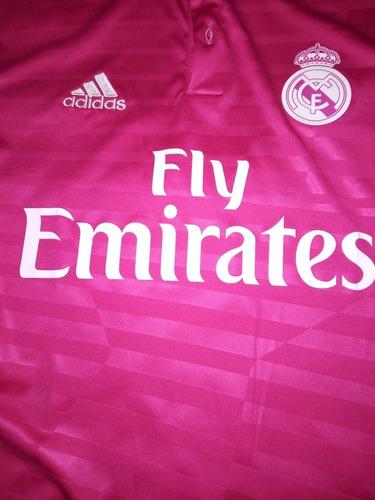 jersey real madrid visitante 2014/2015