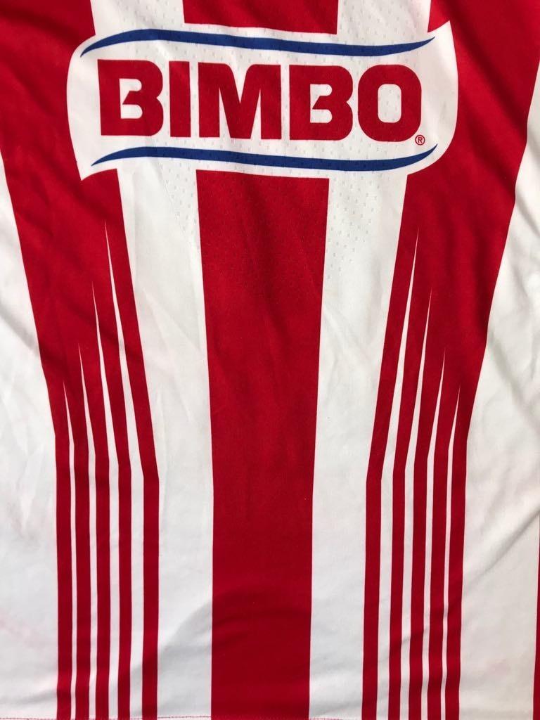 05653c088 Jersey Reebok Chivas 2009 Chicharito 14 -   749.00 en Mercado Libre