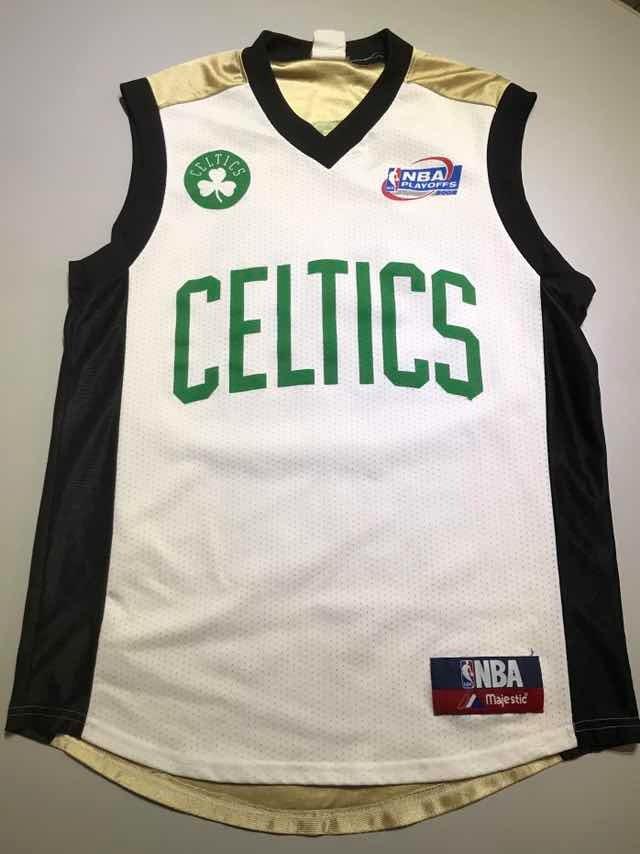 more photos 54358 c12b0 Jersey Retro Boston Celtics Xl 145 - $ 600.00