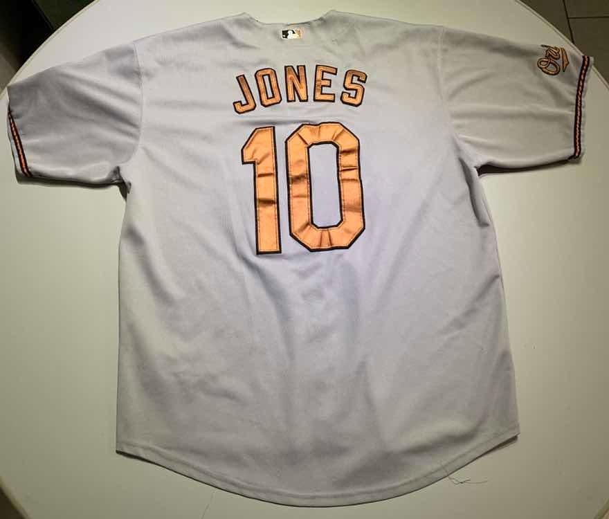 uk availability 0ad79 2679e Jersey Retro Mlb Baltimore Orioles 2xl 185